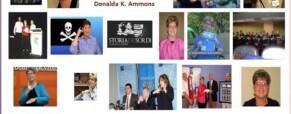 Donalda K. Ammons, prima donna presidente del CISS