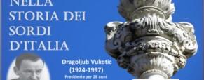 In memoria del dott. Dragoljub Vukotic