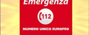 Emergenza unico numero 112