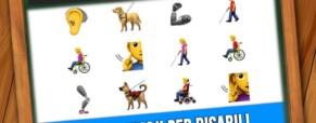 Apple propone nuove emoji per i disabili