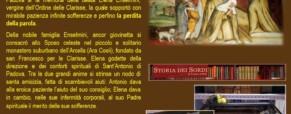 Beata Elena Enselmini. Monaca conobbe la lingua dei segni (Newsletter della Storia dei Sordi n.331 del 9 ottobre 2007)