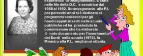 Documento della Commissione Falcucci sugli interventi a favore degli alunni disabili (1975)