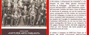Fatti per arte parlanti. Il 160° del Pio Istituto Sordi di Milano