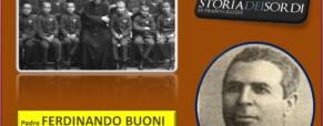 P. Ferdinando Buoni della Piccola Missione per i Sordomuti