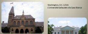Visita l'archivio dell'Università Gallaudet