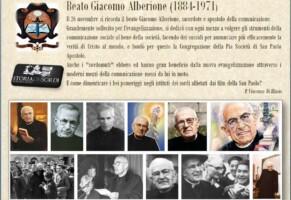 Beato Giacomo Alberione (1884-1971)
