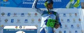 Winter Deaflympics 19a edizione