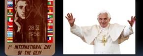 Silenzio e parola, il messaggio del Papa per la Giornata delle comunicazioni sociali.