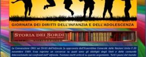 Giornata Internazionale sui Diritti dell'Infanzia 20 novembre