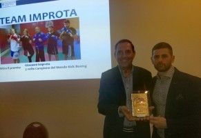 Premio CSR Sport Award 2017