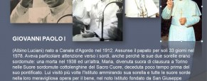 Centenario della nascita di Albino Luciani, il Papa del Sorriso