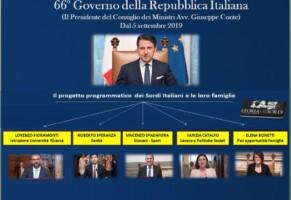 Ue: Conte si scusa con non udente, impegno per sottotitoli sedute Camere