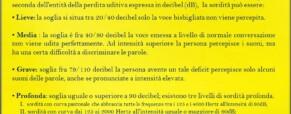 Il metodo CABSS primo in Italia per la sordità infantile