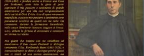 Commemorazione di Don Cesare Gualandi a 125 anni della morte