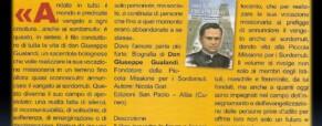 """Casa Protetta """"Don Giuseppe Gualandi"""" (Newsletter della Storia dei Sordi n. 409  del  23 gennaio 2008)"""