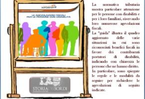Guida delle agevolazioni fiscali a favore delle persone con disabilità