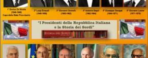 Il Presidente della Repubblica Sergio Mattarella e i Sordi Italiani
