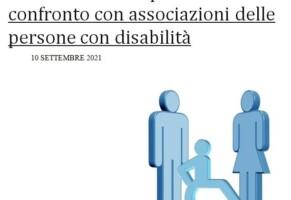 INPS apre un tavolo di confronto con associazioni delle persone con disabilità