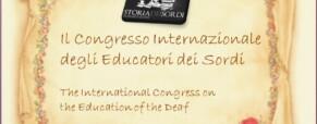 Congresso Internazionale degli Educatori dei Sordi Vancouver, Canada 19-22 luglio 2010