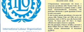 Organizzazione Mondiale del Lavoro – 100 anni