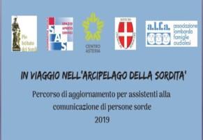 Corso di aggiornamento professionale per le Assistenti alla Comunicazione