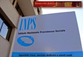 Pensione sociale ai Sordi ultrasessantacinquenni