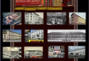 1969 – Istituto ENS per Sordi in Gallina (Reggio Calabria)