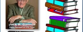 Jack R. Gannon, Sordo americano da conoscere e ammirare