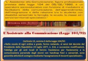 L'internalizzazione degli assistenti all'autonomia e comunicazione nell'organico MIUR