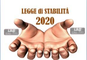 Legge di stabilità 2020 e i sordi italiani