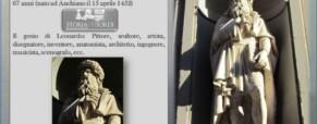 Celebrazioni per Leonardo da Vinci. 500 anni dalla morte