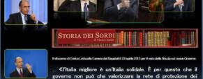 Il discorso del nuovo Governo di Enrico Letta sulla disabilità