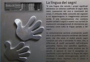 Sordità e Lingua dei segni. Gesti pieni di significato