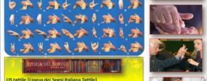 Lingua dei segni, dattilologia, labiolettura: segni tra le mani, segni tra le labbra (Newsletter della Storia dei Sordi n. 709 del 2 settembre 2009)