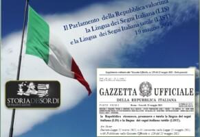La Lingua dei Segni Italiana riconosciuta dallo Stato