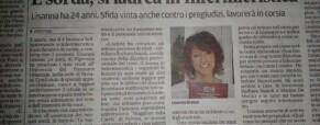L'infermiera Lisanna Grosso e l'Università Gallaudet