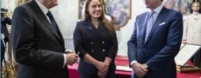 Alessandra Locatelli. Nuovo Ministro per le Disabilità.