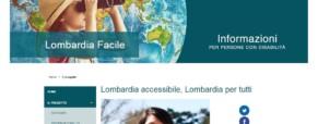 Lombardia accessibile, Lombardia per tutti