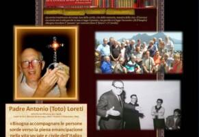 Morto padre Loreti. Fece grande l'Istituto dei sordi