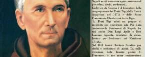 San Ludovico da Casoria (1814 -1885), al secolo Arcangelo Palmantieri.
