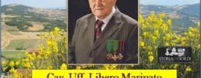 Cav. Uff. Libero Marinato. Presidente Nazionale M.A.S.