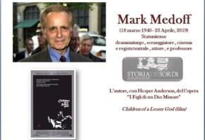 """Morto Mark Medoff, autore di """"Figli di un Dio minore"""""""