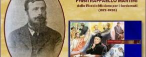 Raffaelo Martini. Missionario laico