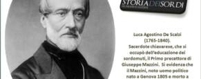Mazzini Giuseppe e la storia dei sordi