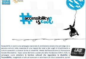 """Il progetto della comunicazione nazionale """"Accessibility is cool"""""""