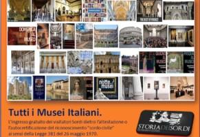 Musei gratuiti