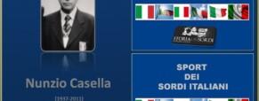 Un affettuoso ricordo di Nunzio Casella