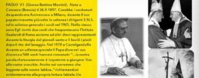 Beato Paolo VI e i sordi italiani