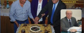 Franco Pedrali è Ufficiale al Merito della Repubblica Italiana