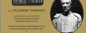 La scuola media dell'Istituto Tommaso Pellegrini.